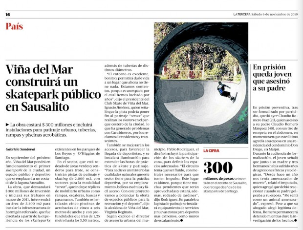 noticia sk8parkvina 620x471 ¡VIÑA DEL MAR TENDRÁ SKATEPARK! articulos  foto photo
