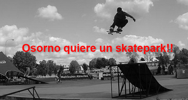 osorno Osorno quiere un skatepark!! destacados articulos  foto photo