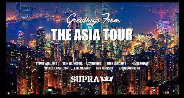 Supra-the-asia-tour