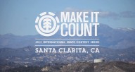 Element-&#039;Los-Angeles&#039;-Make-It-Count---2013-International-skate-contest-series