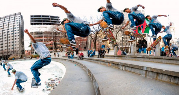 Ishod Wair Sw Bigspin Love Park Gap UNCUT(Videos)