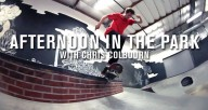 Transworld-Skateboarding-Afternoon-In-The-Park--Chris-Colbourn