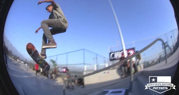 Alonso Moya Bestrick Puente Skate - PATINETA Skate