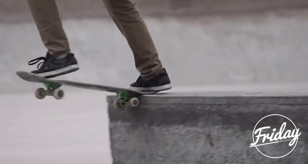 Friday Skateboards Promo 2014(Videos)