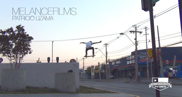 MELANCEFILMS: PATRICIO LIZAMA – VIDEO(Videos)