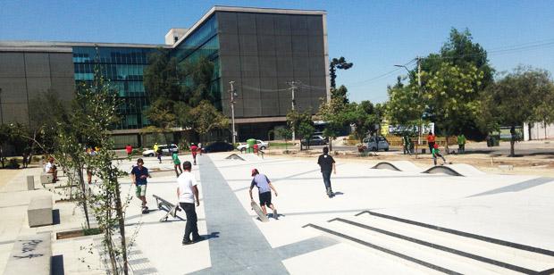 Patineta-Presenta--La-nueva-plaza-San-Alberto-en-Recoleta---Fotos-1