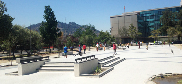 Patineta-Presenta--La-nueva-plaza-San-Alberto-en-Recoleta---Fotos-2
