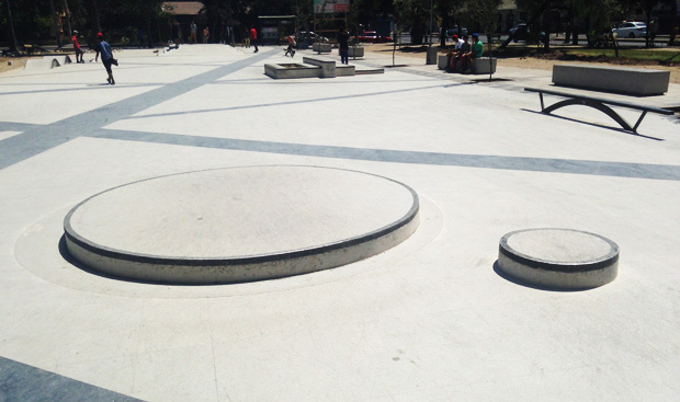 Patineta-Presenta--La-nueva-plaza-San-Alberto-en-Recoleta---Fotos-7