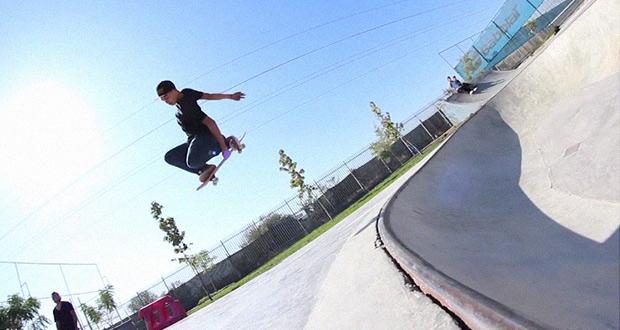Como hacer Tucknee? Trick Tip Puente Skate - PATINETA Skate
