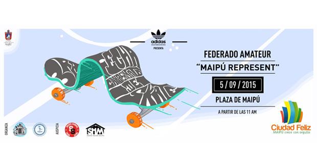 Adidas skateboarding: 3º fecha Campeonato Amateur Federado