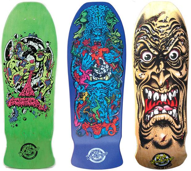 Jim Phillips Dibujando La Historia Del Skate Patineta Skate