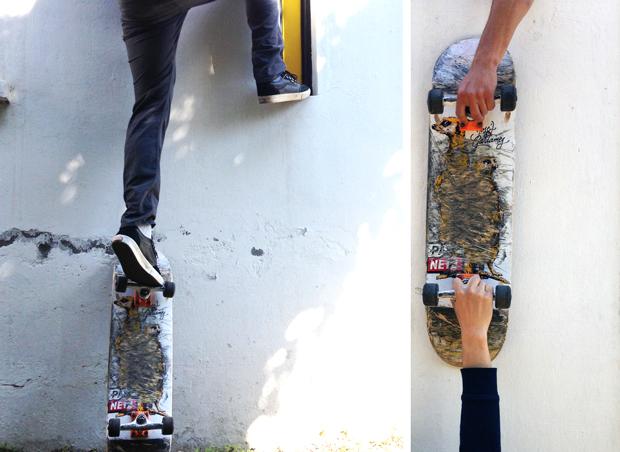 usos-externos-tabla-skate-doble-patineta-escalera