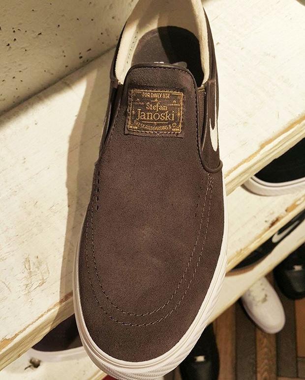 precio oficial estilos clásicos buena calidad Las nuevas Nike SB Janoski Slip-On - PATINETA Skate