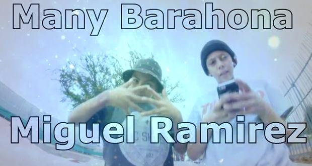 Ronald-Ramirez-y-Manny-Barahona-en-Las-Condes-Park-2---Manteka