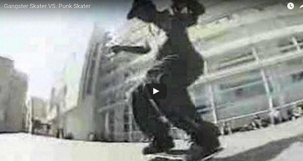 Gangster-Skater-VS-Punk-Skater