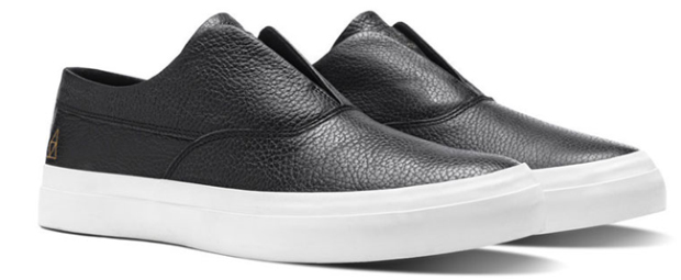 huf-dylan-shoes-slip-on-black-leather