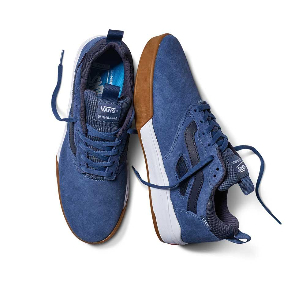 zapatillas respirables vans