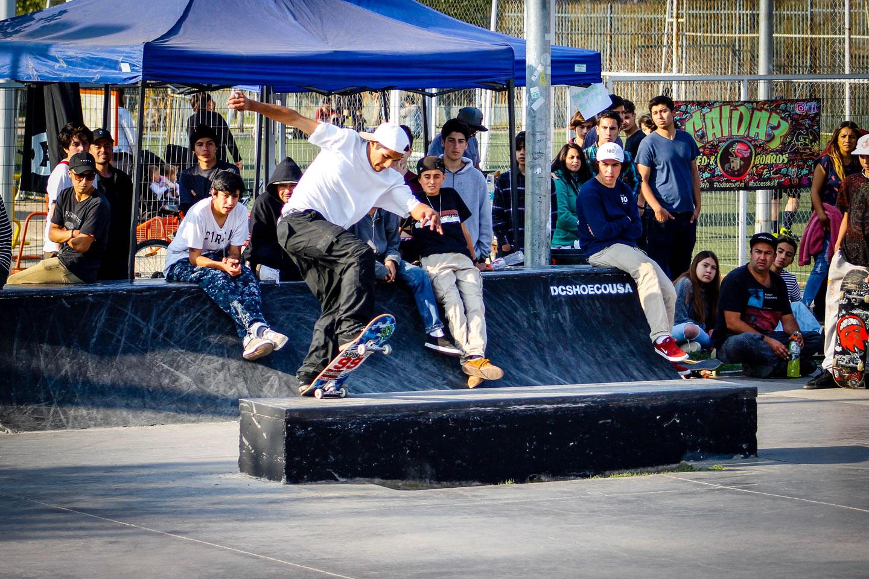 Campeonato Puente Skate 10 años 1era fecha de la Liga